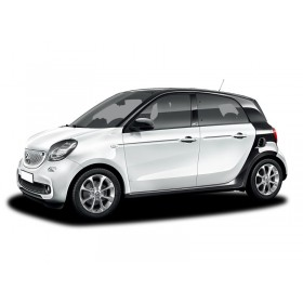 SMART ForFour Passion 1.0 (71hp) 5dr - Manual